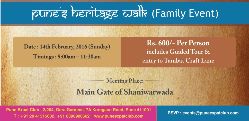 Pune Heritage Walk