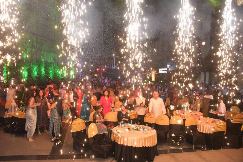 Best place for diwali party for expats